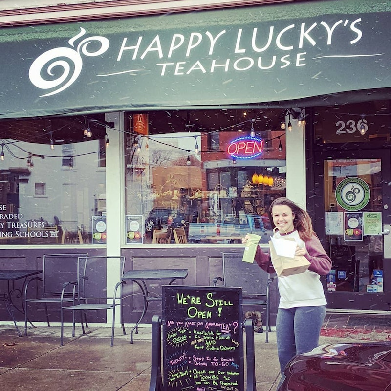 Happy Lucky's Teahouse