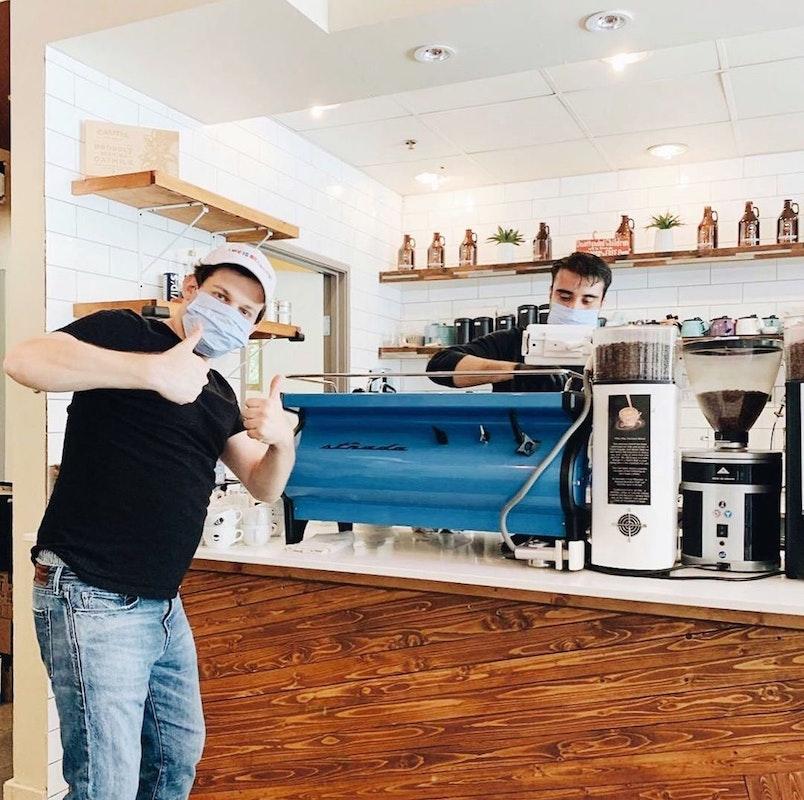 Cafe Demitasse