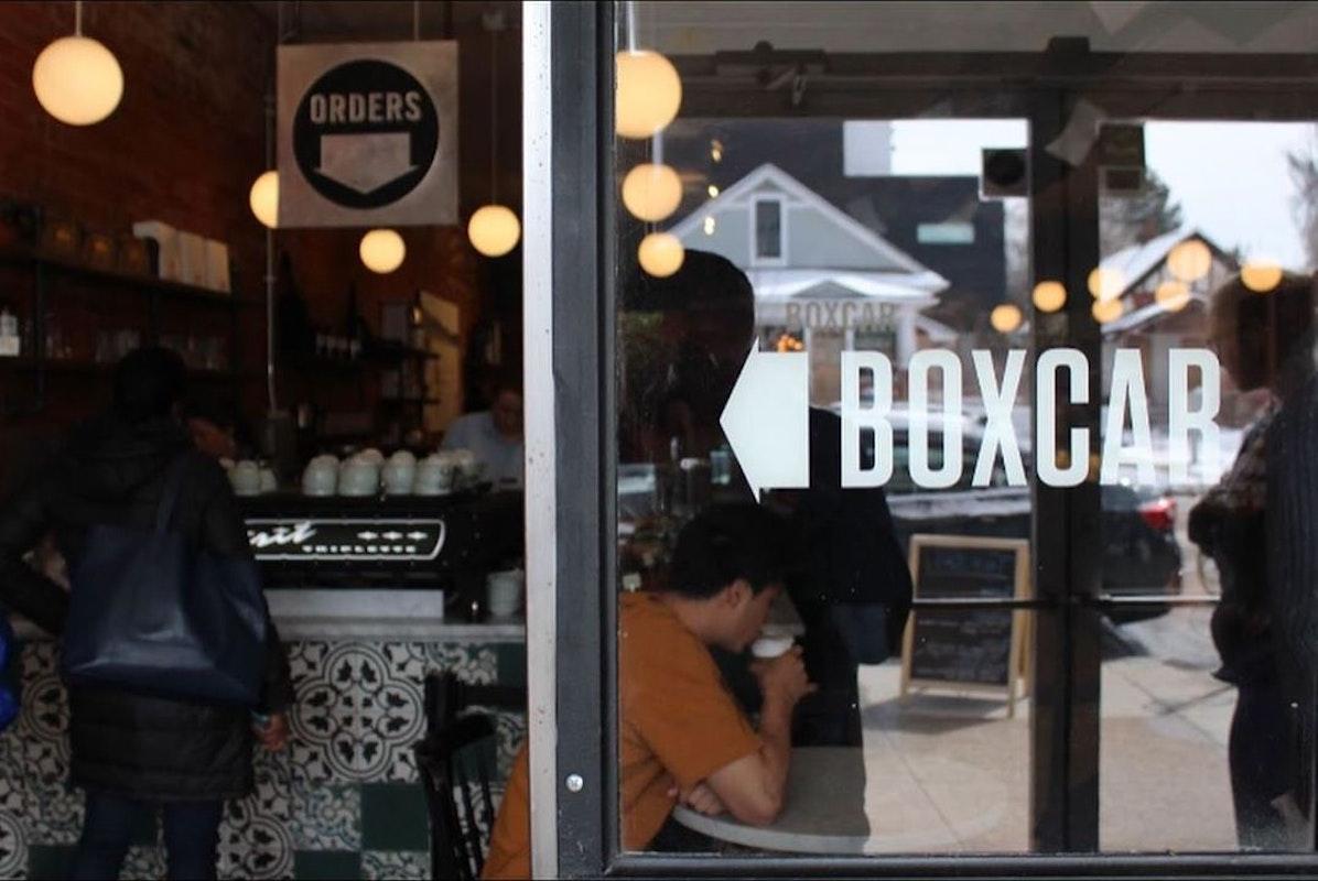 Boxcar Coffee Roasters