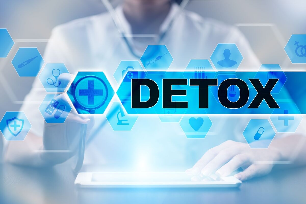 The First Step to Wellness ~ Detoxification