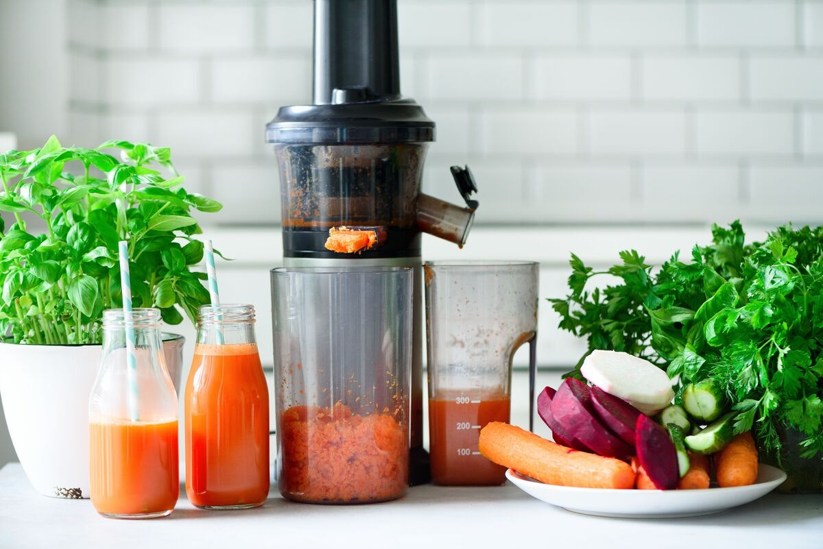 Juicing for Health!