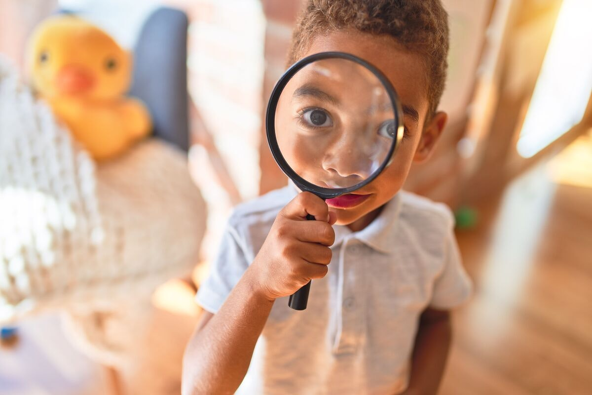 Overcoming Fear with Child-Like Curiosity