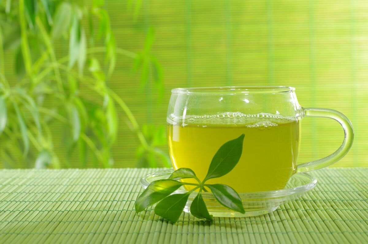 Green Tea Meditation
