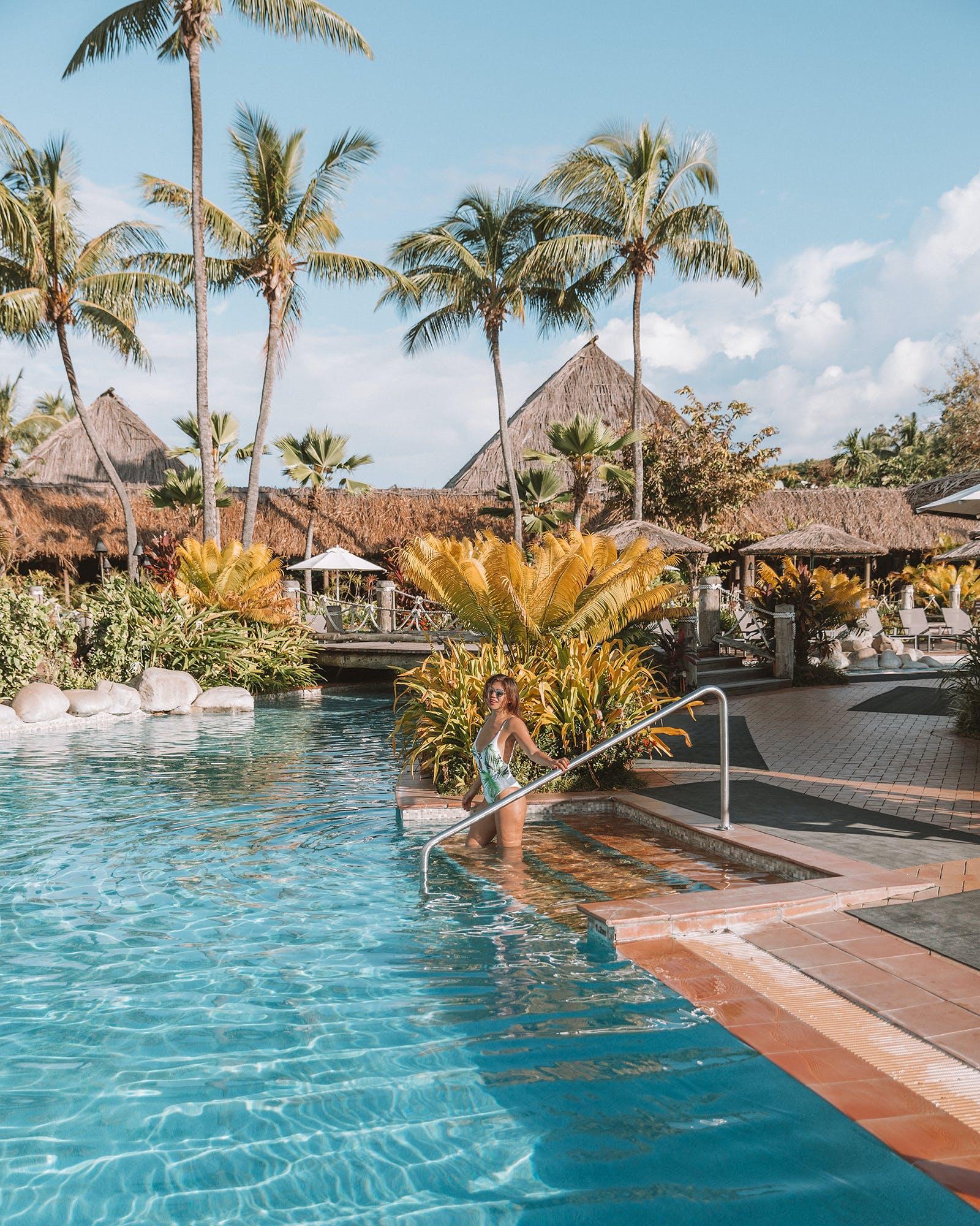 Fiji Beaches: Waking Up In Outrigger Beach Resort, Fiji