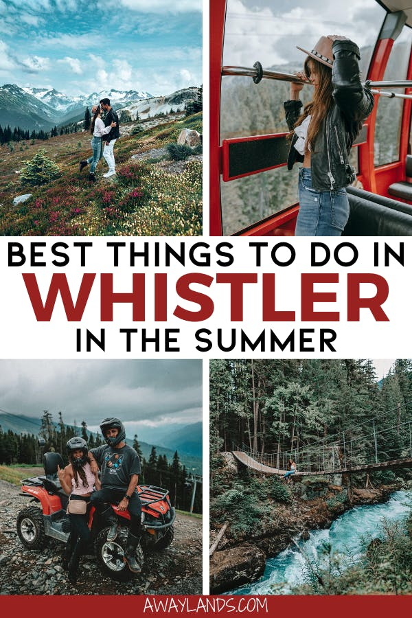 Click here for 13 of the best things to do in Whistler, Canada, in the summer. This Whistler, Canada, summer travel guide makes for the perfect Canada summer vacation. #summertravel #summervacation #whistler #whistlercanada | Whistler Canada summer things to do | Whistler Canada summer photography | Whistler summer activities | Whistler summer things to do | Whistler summer bucket lists | Whistler travel guide | Canada travel summer vacations | Canada travel summer destinations