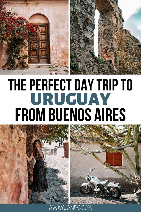 Visiting Buenos Aires, Argentina? Use this guide to take a day trip to Colonia del Sacramento, Uruguay from Buenos Aires with everything you need to know about how to get there, what to do, where to eat, and where to stay if you want to extend the trip. #buenosaires #argentina #uruguay #southamerica #travel | things to do in Buenos Aires | Colonia del Sacramento Instagram | Colonia del Sacramento Fotos | Buenos Aires day trips | day trips from Buenos Aires | Colonia del Sacramento Uruguay