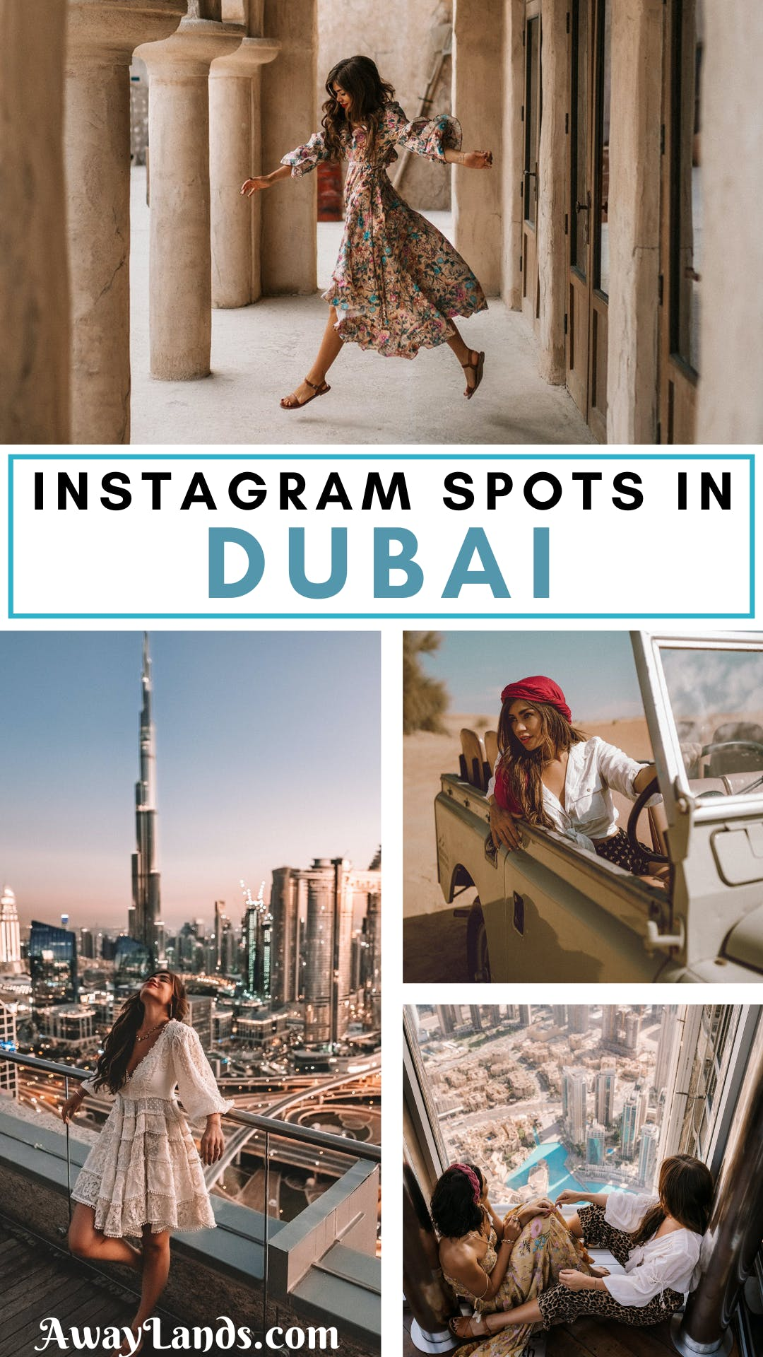 Find the best photo spots in Dubai in this guide to the most Instagrammable places in Dubai. From rooftop bars in Dubai to the amazing Dubai architecture, from the city skylines of Dubai to the Dubai desert, these are the best Dubai photo spots. | Dubai Instagram pictures | Dubai Instagram photos | Dubai Instagrammable places | most instagrammable places dubai | dubai photo instagram | instagram travel photos dubai | instagram photos in dubai