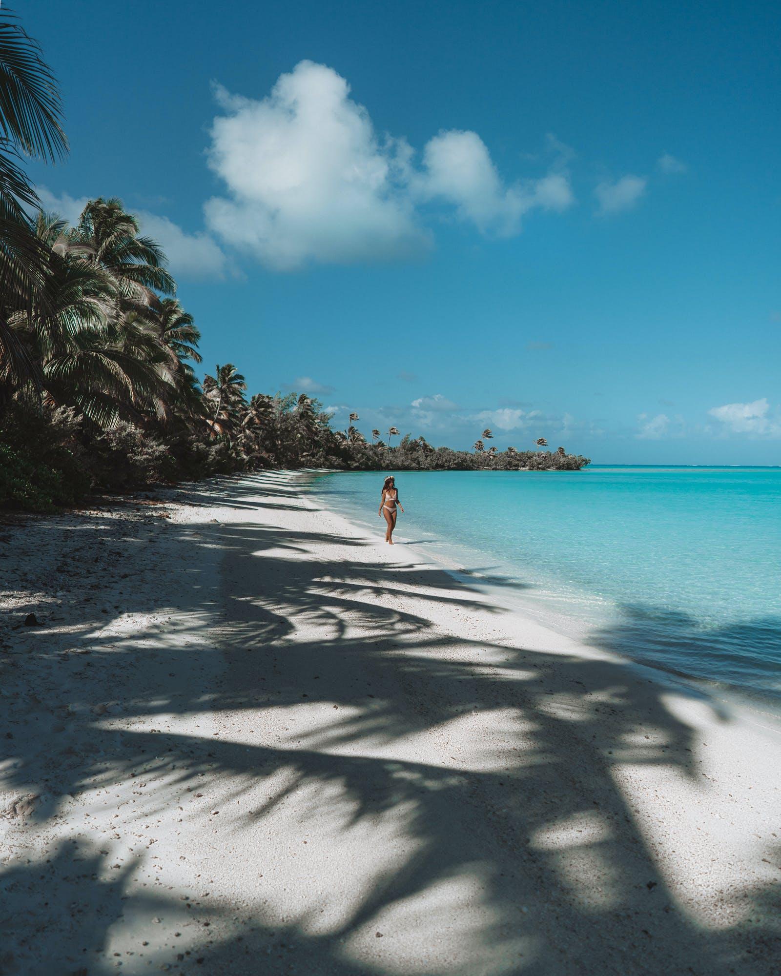 Cook Islands Beaches: The Aitutaki, Cook Islands Travel Guide