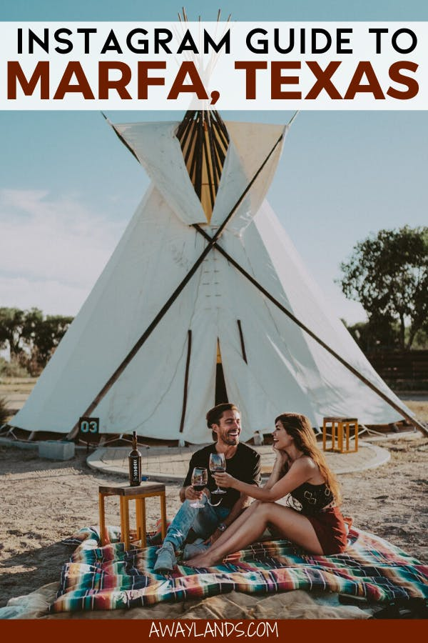 Click here for the complete Instagram photo guide for Marfa, Texas including the best places to stay, eat, drink, and take photos. #texas #instagram #travel   Instagrammable places in Marfa Texas   things to do in Marfa Texas   Marfa Texas Instagram photo spots   Marfa Texas outfits   Marfa Texas photography   Marfa Texas photoshoot   what to do in Marfa Texas   where to stay in Marfa Texas   Marfa Texas what to wear in   Marfa Texas Prada   Marfa Texas photography Prada   Marfa Texas teepee