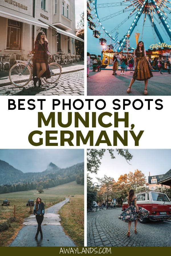 Find all the best photo spots in Munich including Instagrammable places in Munich perfect for amazing photos for your feed. #munich #germany #travel | things to do in Munich Germany | Munich Instagram photo spots | most Instagrammable photo spots in Munich | Munich Instagrammable places | Instagrammable places Munich | Munich Germany travel photography | Munich Oktoberfest | Munich what to do in | Munich bucket list | Munich travel guide | Munich fashion | Munich what to wear