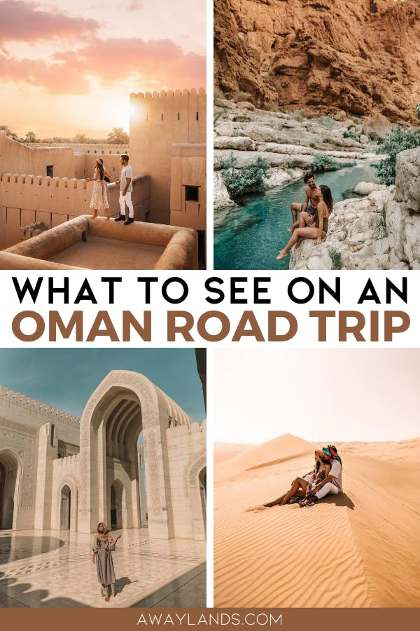 Click here for the ultimate 7 day Oman itinerary to find the best things to do in Oman on a road trip! #oman #middleeast #travel | Oman things to do in | Oman photography | Oman travel outfits | Oman travel beautiful | Oman travel tips | Oman road trip | Oman travel road trip | Oman travel destinations | Oman travel Muscat | Oman travel guide | Oman travel adventure | Oman travel itinerary | tips for travel to Oman | Oman travel beaches | best places to go in the Middle East beautiful places