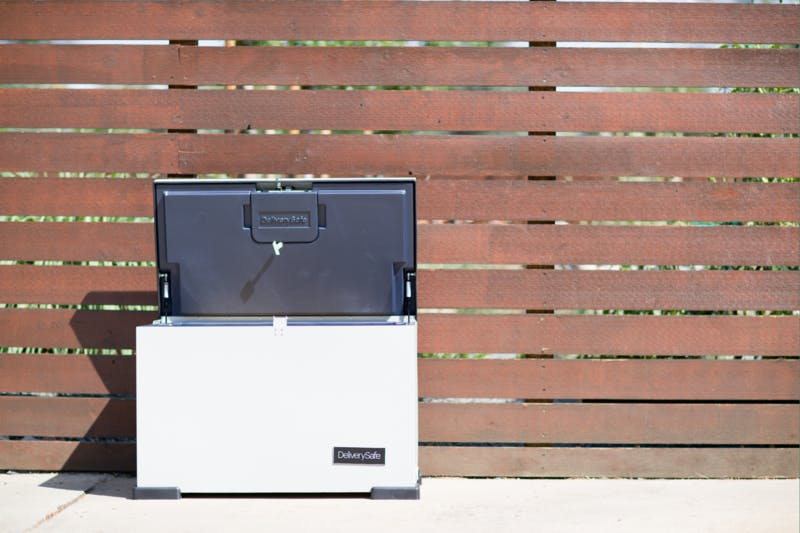 Secure Package Delivery Boxes Are The Next Big Thing In Home Security