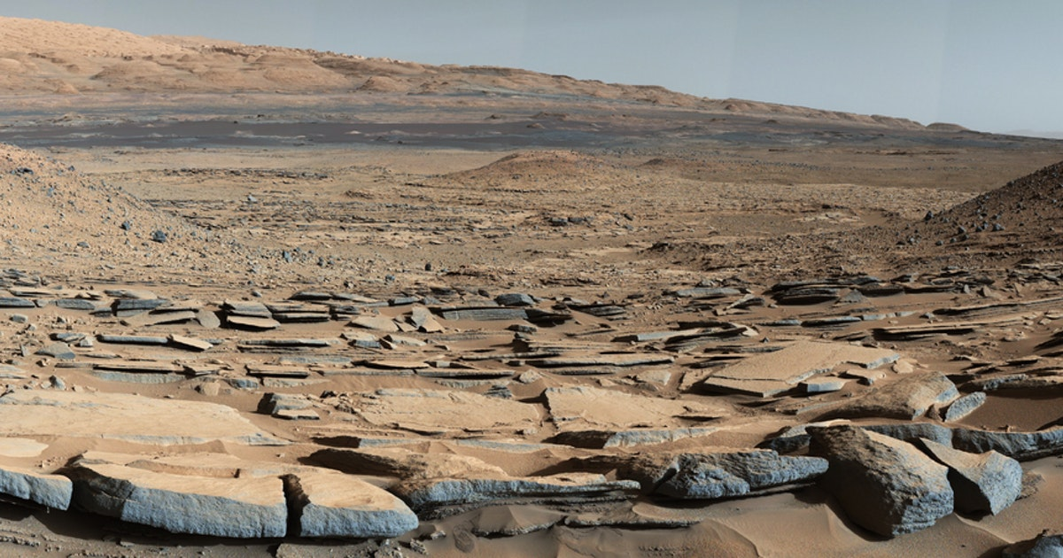 A map of Mars's ancient rivers unlocks new possibilities for learning about the Red Planet