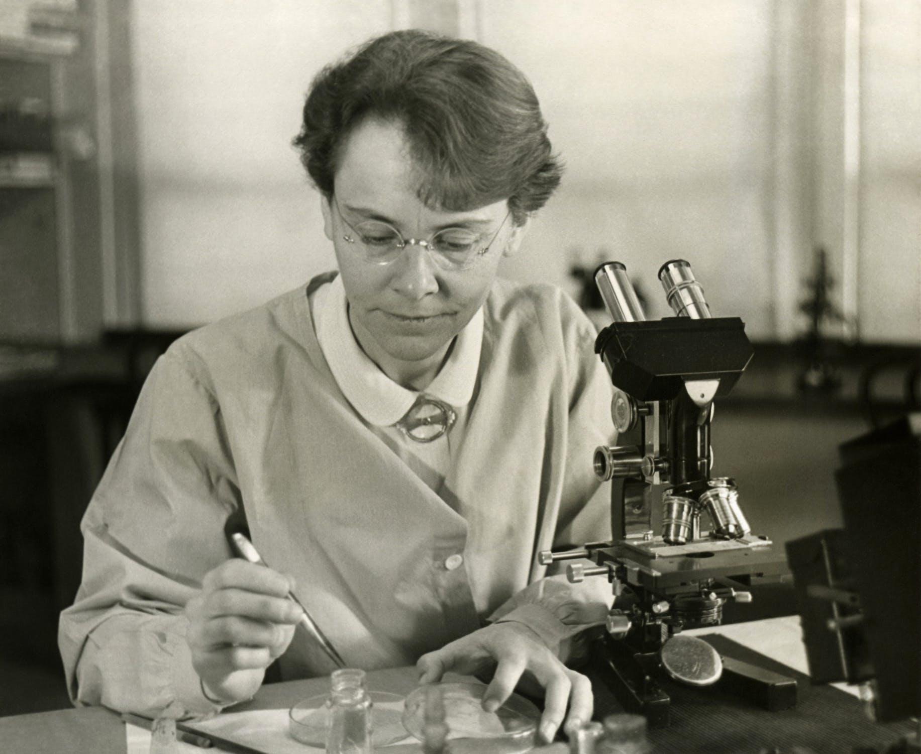 Barbara McClintock nobel prize winner