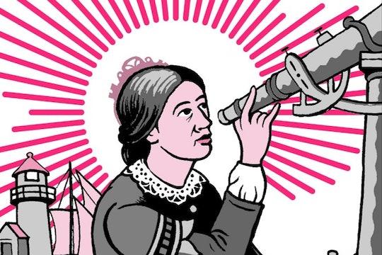 Maria Mitchell telescope astronomer