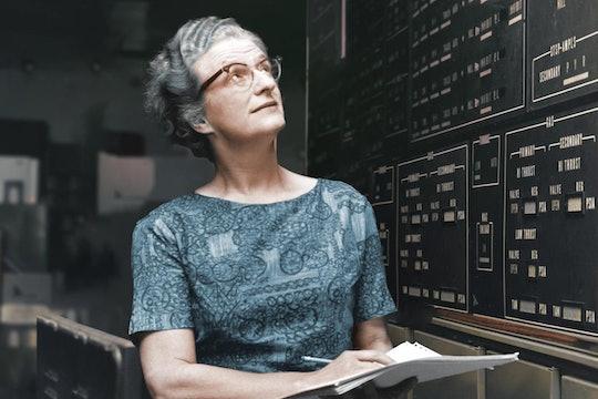 The NASA astronomer Nancy Grace Roman