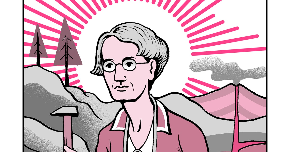 Meet Alice Wilson, the Canadian geologist who did the work of five people