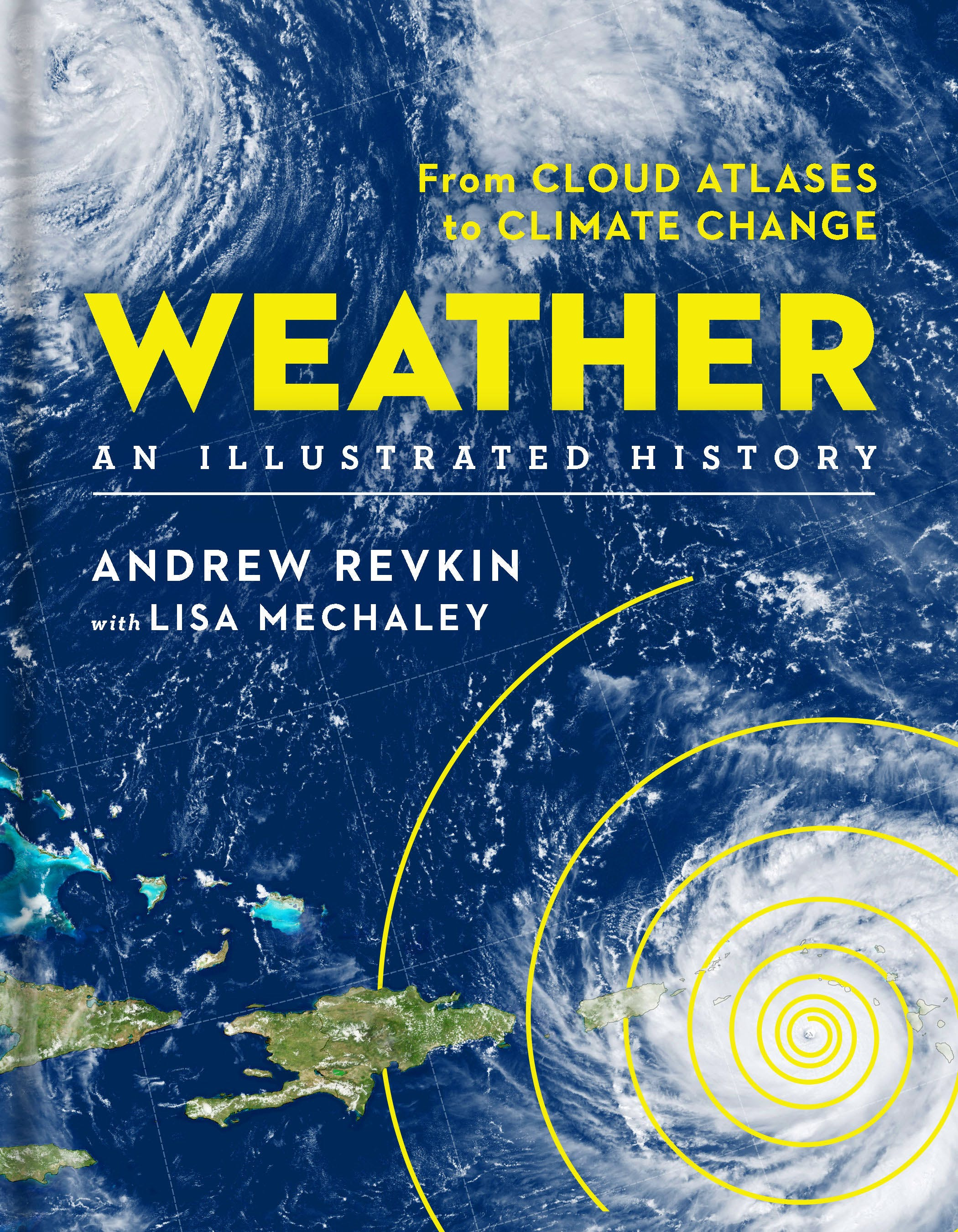 Weather book cover Andy Revkin