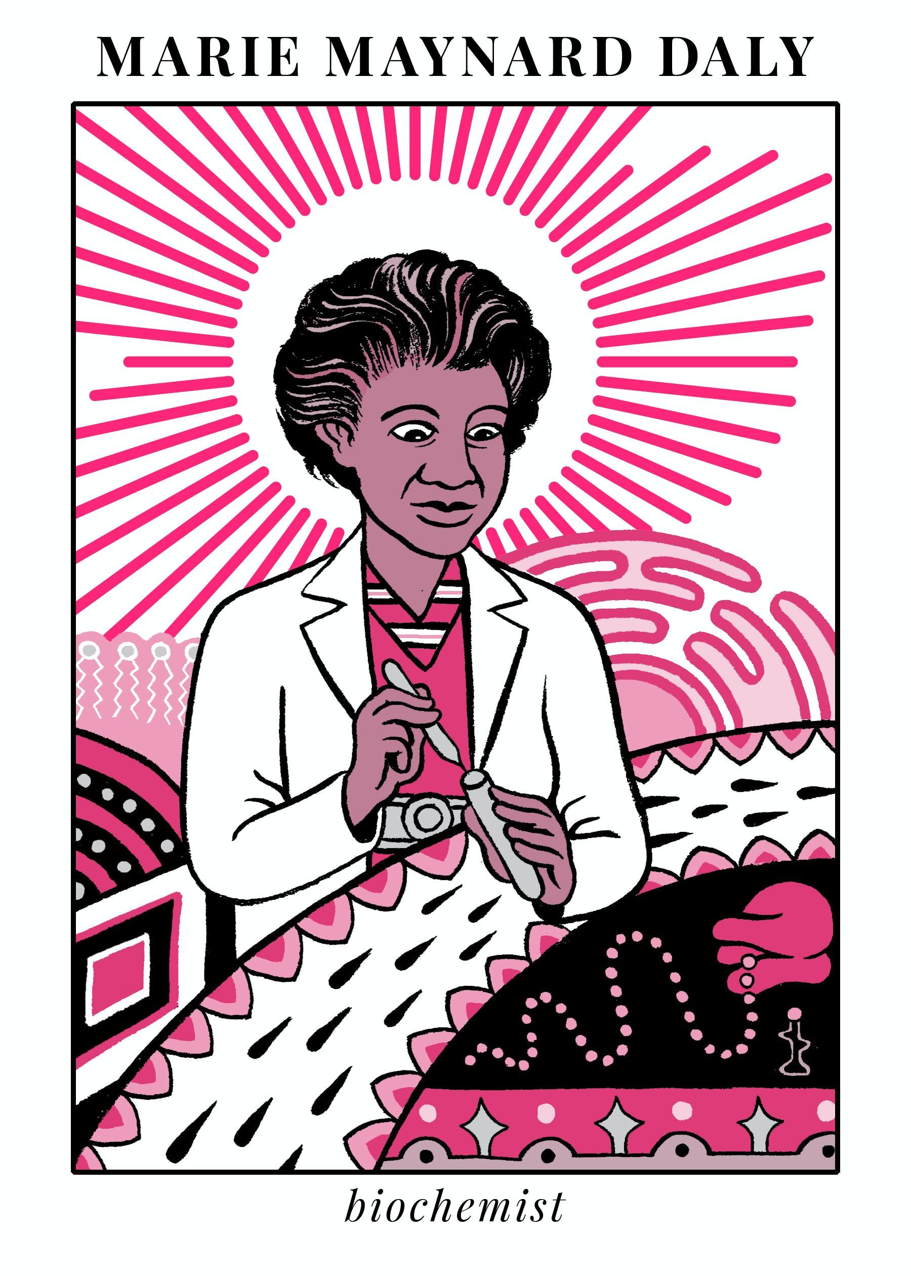 Marie Maynard Daly biochemist