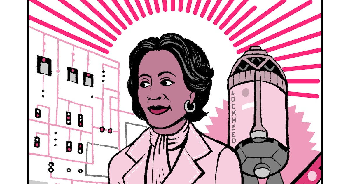 Meet Annie Easley, the barrier-breaking mathematician who helped us explore the solar system