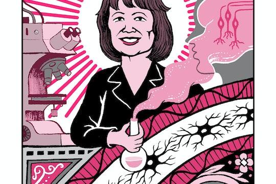 Linda Buck illustration