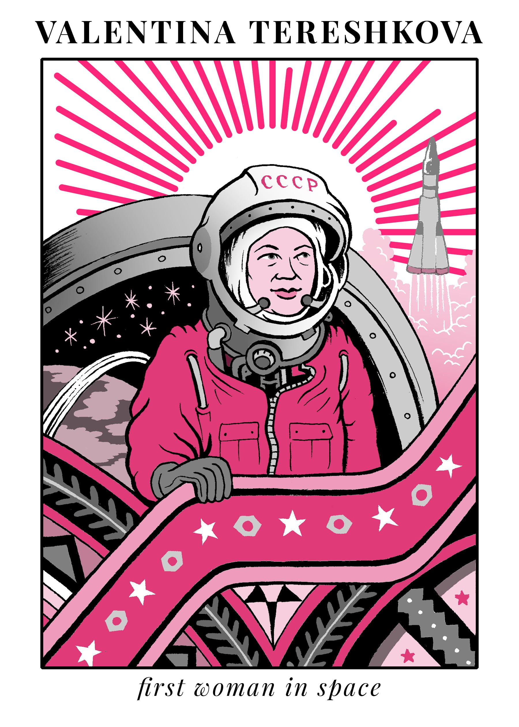 five facts about valentina tereshkova the first woman in space