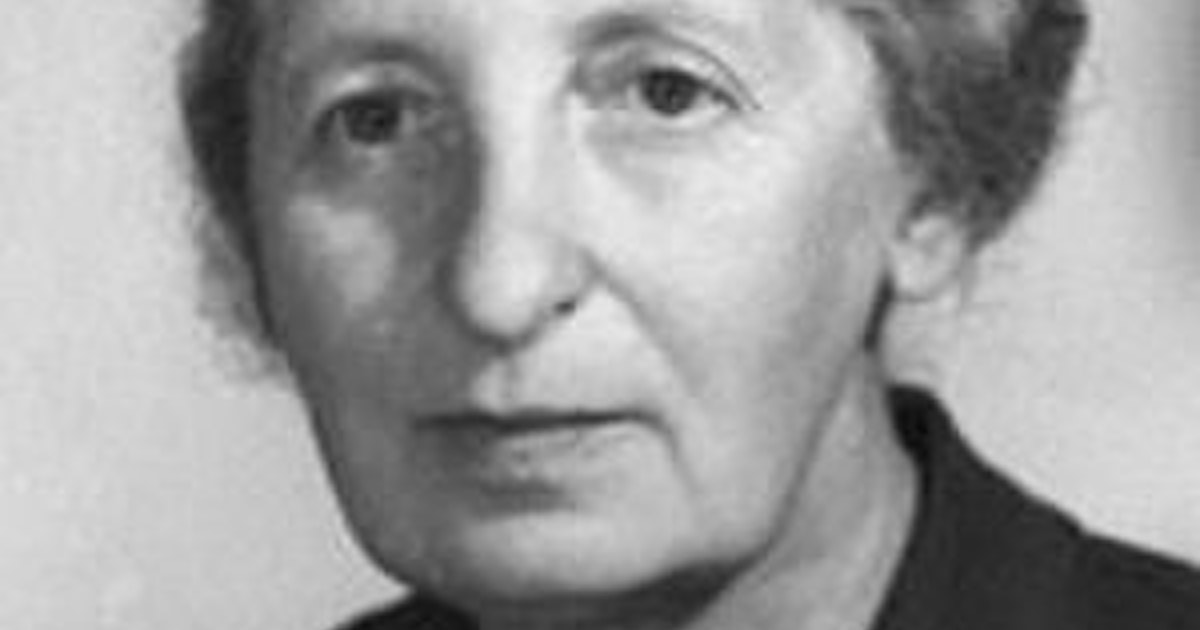 Elizabeth Rona, the wandering polonium woman, changed radiation science forever