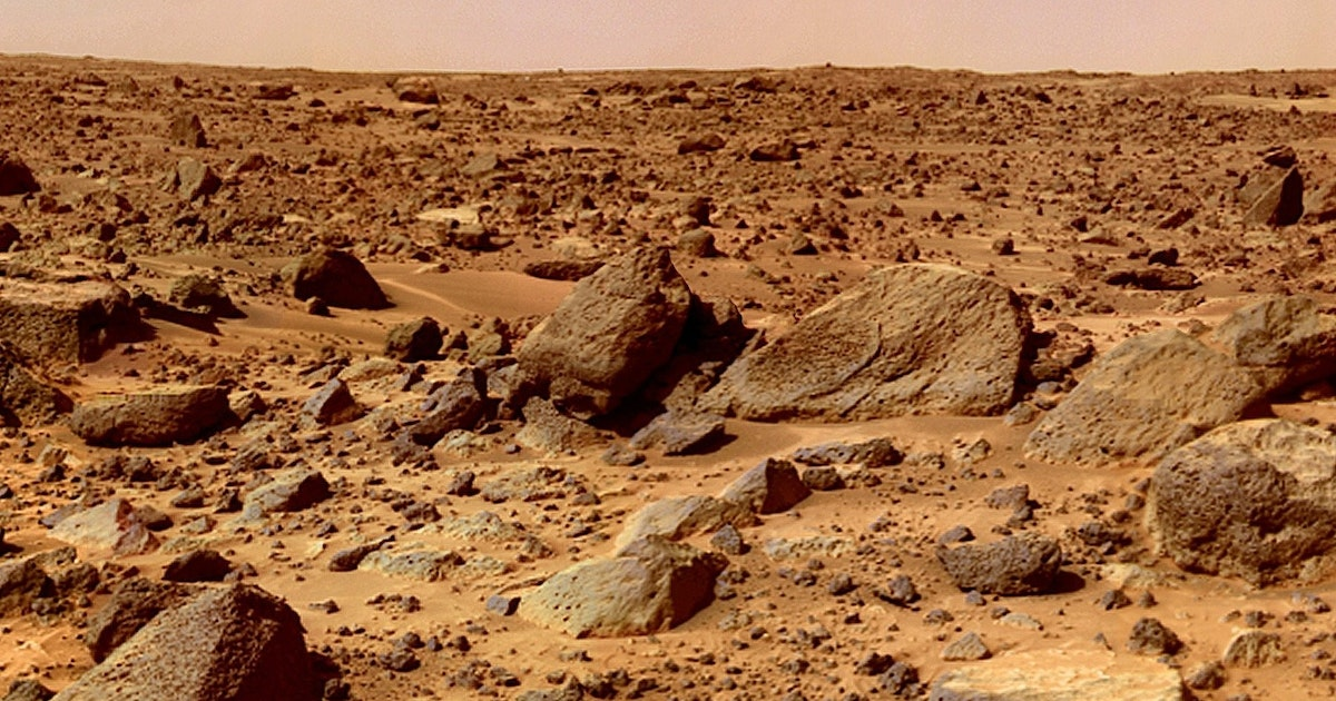 Correctly identifying life on Mars will be more difficult than previously thought