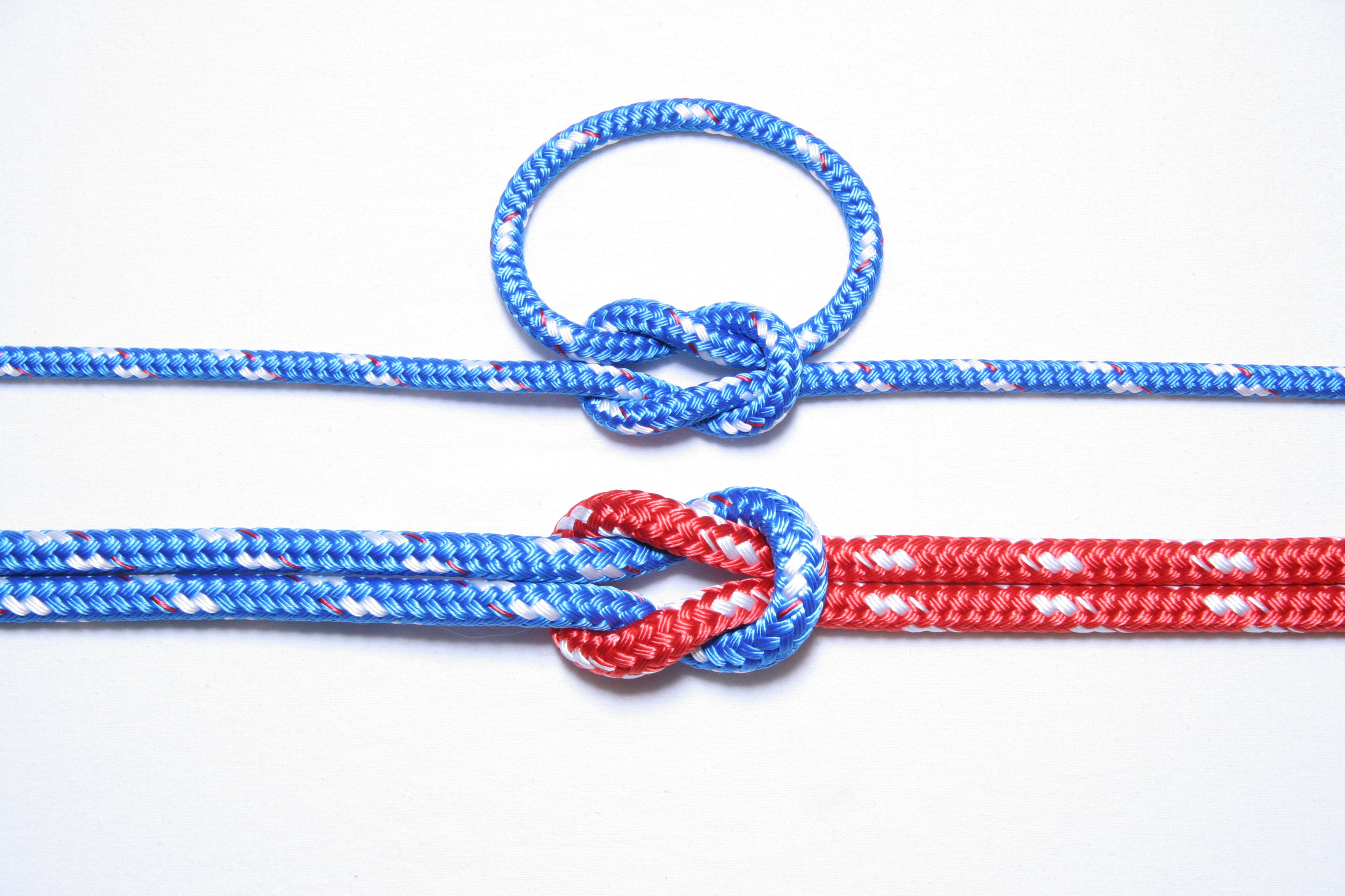 A square knot