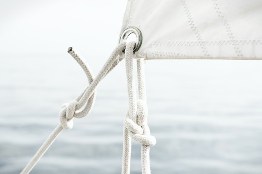 Sailors have several reliable knots at their disposal