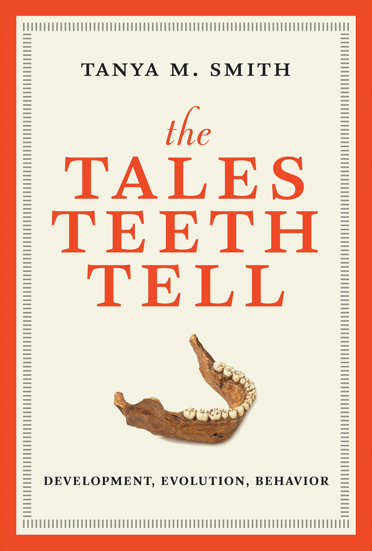 The Tales Teeth Tell book cover
