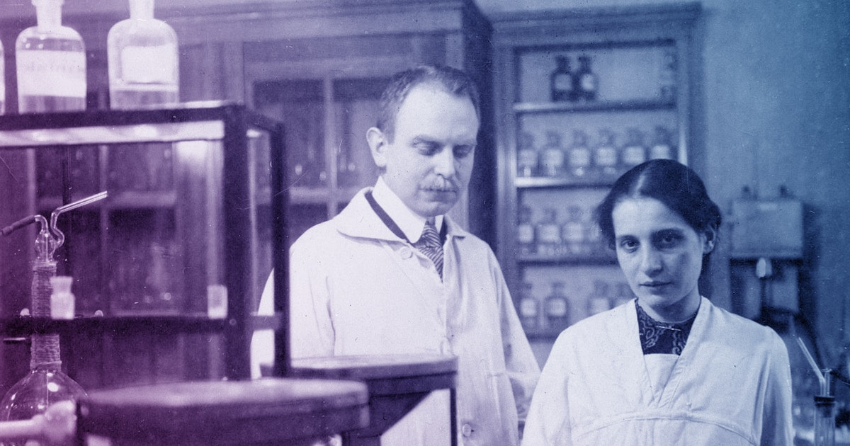 Meet Lise Meitner, the physicist who discovered how to split an atom